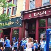 Photo taken at 816 Pint & Slice by Krystal S. on 5/12/2012