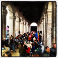 Photo taken at Vecchia Pescheria by Emanuele T. on 4/25/2012