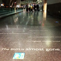 Photo taken at Concourse J by Alexandra K. on 2/15/2012