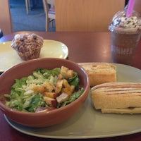 Photo taken at Panera Bread by Matt T. on 8/29/2012