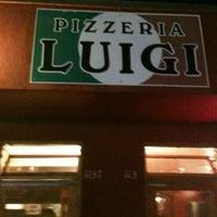 Photo taken at Pizzeria Luigi by Ron C. on 7/10/2012