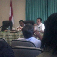 Photo taken at PLN Wilayah KalTim Cbg Balikpapan by Imam S. on 3/8/2012
