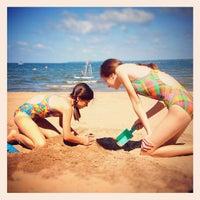 Photo taken at Sylvan Beach NY by Susan 🌿 E. on 7/2/2012