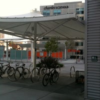 Photo taken at Temporary Transbay Terminal by Peter M. on 4/29/2012
