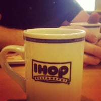 Photo taken at IHOP by The F. on 8/4/2012