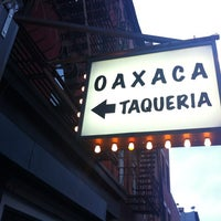 Photo taken at Oaxaca Taqueria by Mandy M. on 5/22/2012