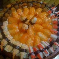 Photo taken at Tsuru - Sushibar by Talita B. on 2/17/2012