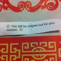 Photo taken at Mandarin House Restaurant by Nick B. on 3/12/2012