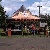 Photo taken at Big Bob's BBQ Pit by Adam M. on 7/21/2012