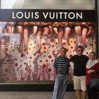 Photo taken at Louis Vuitton by Liziana A. on 9/2/2012