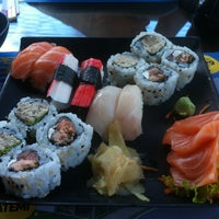 Photo taken at Sushi Drive by Gabrielle M. on 5/4/2012
