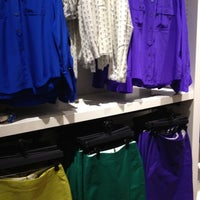 Photo taken at J.Crew by Julianne G. on 3/18/2012