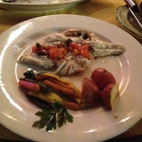 Photo taken at Andrea Trattoria by Brian M. on 8/7/2012