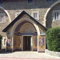 Photo taken at Kykkos Monastery by Mikhail M. on 6/26/2012