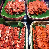 Photo taken at Mercato Centrale by Ako Si R. on 8/17/2012