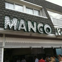 Photo taken at Manco & Manco Pizza by Sparky J. on 7/21/2012