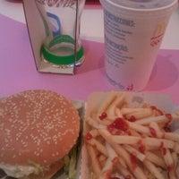 Photo taken at McDonald's by Paloma G. on 6/14/2012