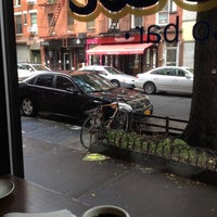 Photo taken at Betola Espresso Bar by Liza F. on 9/8/2012