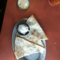 Photo taken at Pancheros Mexican Grill by Dallas K. on 8/3/2012