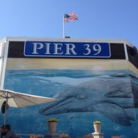 Photo taken at Pier 39 by Benjamin S. on 4/6/2012