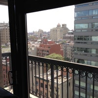 Photo taken at NYU Coral Towers by Matt S. on 6/3/2012