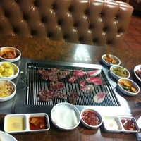 Photo taken at Fresh Korean B.B.Q. by Mallory A. on 5/21/2012