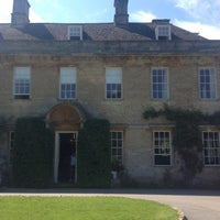 Photo taken at Babington House by Alex T. on 7/22/2012