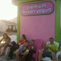Photo taken at Sweet Frog Frozen Yogurt by Talore R. on 6/10/2012