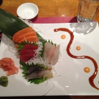 Photo taken at Mojo Asian Cuisine & Sushi Bar by Christian S. on 2/13/2012