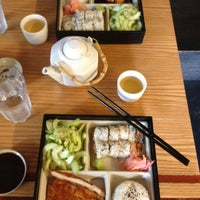 Photo taken at UCHU Sushi and Fried Chicken by Eric C. on 5/31/2012