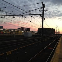 Photo taken at PATH - Harrison Station by Vanexxa X. on 9/6/2012