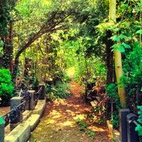 Photo taken at Georgen-Parochial Friedhof II by Donald B. on 8/29/2012