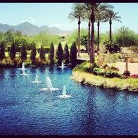 Photo taken at JW Marriott Phoenix Desert Ridge Resort & Spa by Sean M. on 7/7/2012