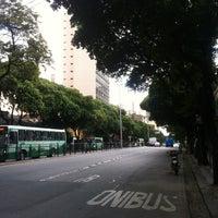 Photo taken at Avenida Santos Dumont by Jorge T. on 4/13/2012