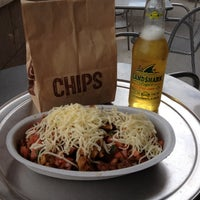 Photo taken at Chipotle Mexican Grill by Chris G. on 4/16/2012