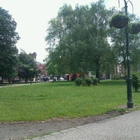 Photo taken at Camberwell Green by Kevan D. on 6/13/2012