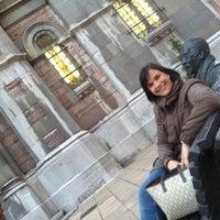 Photo taken at Basílica de San Juan El Real by Luis V. on 4/25/2012