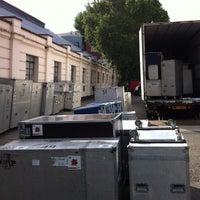 Photo taken at BBC Maida Vale Studios by emmanuele b. on 8/14/2012
