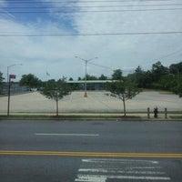Photo taken at Eltingville Transit Center by Natalia B. on 7/21/2012