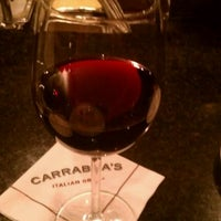 Photo taken at Carrabba's Italian Grill by Michelle B. on 3/7/2012