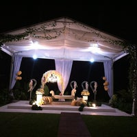 Photo taken at Sangkot The Garden Wedding Place by Azzrina Z. on 4/28/2012