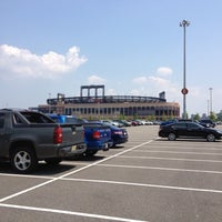 Photo taken at Citi Field Parking Lot by Ryan on 8/9/2012