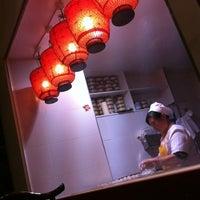 Photo taken at Dumplings Plus by Fernando d. on 6/2/2012