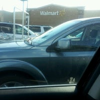Photo taken at Walmart Supercenter by Renee E. on 6/7/2012