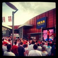 Photo taken at Port Łódź by HaRy on 6/8/2012