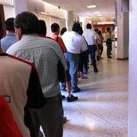 Photo taken at Recaudadora 004 (Unidad Administrativa Est.) by Lic. Felipe E. on 3/9/2012