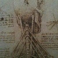 Photo taken at Exposición Da Vinci by Manrique G. on 3/24/2012