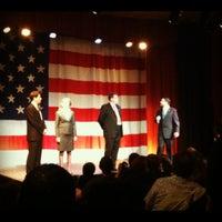 Photo taken at Jet City Improv by Cynthia K. on 9/7/2012