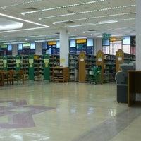 Photo taken at IIUM Darul Hikmah Library by satrio banyubiru m. on 8/7/2012