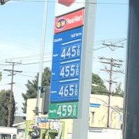 Photo taken at Chevron by Matthew P. on 3/12/2012